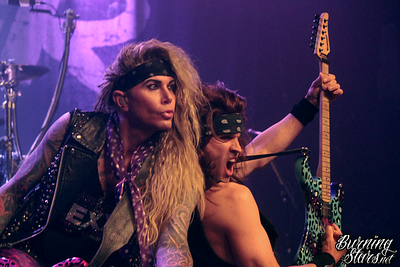 Steel Panther @ The Fonda Theater (Hollywood, CA); 5/11/16