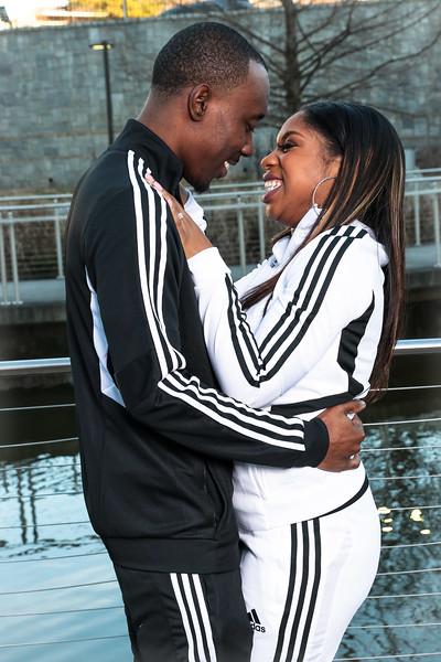 Keonna & Tobias Engagement Shoot