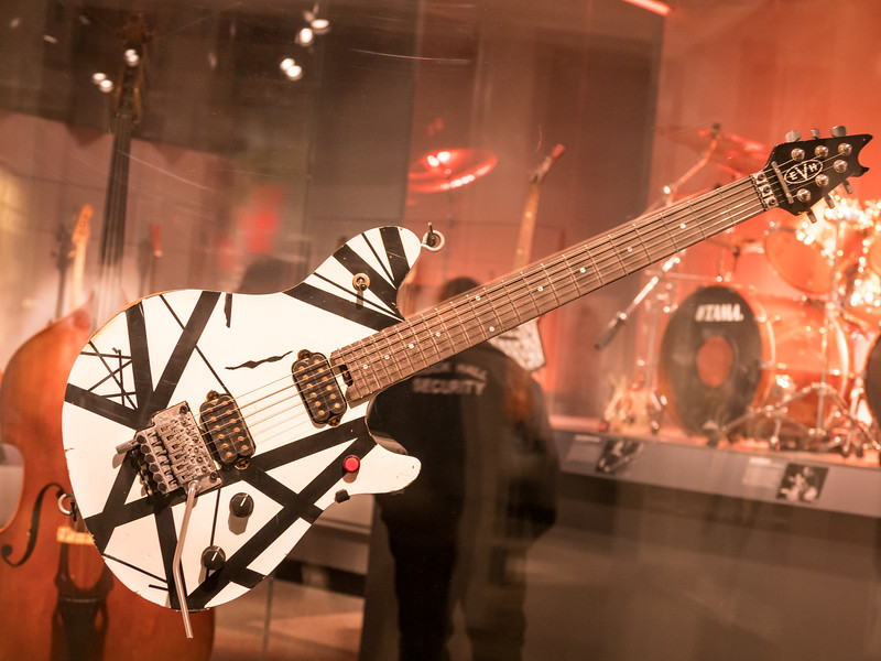 Rock & Roll Hall of Fame in Cleveland, OH.
