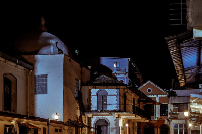 Casca Viejo in Panama City