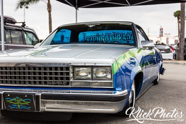 Summer Kick Off 3 Car Show - May 15th, 2016