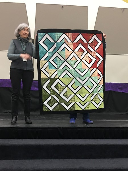 Kathy Groves from Bobkat Quilts