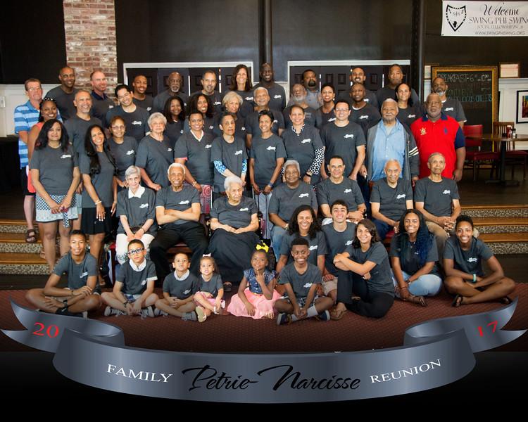Petrie-Narcisse Family Reunion