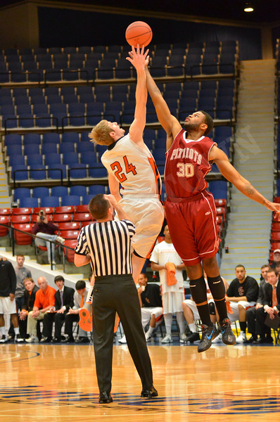 MSC Tourn. MBB vs Cumberlands 3-4-12