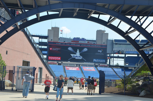 MC vs Bentley at Gillette Stadium