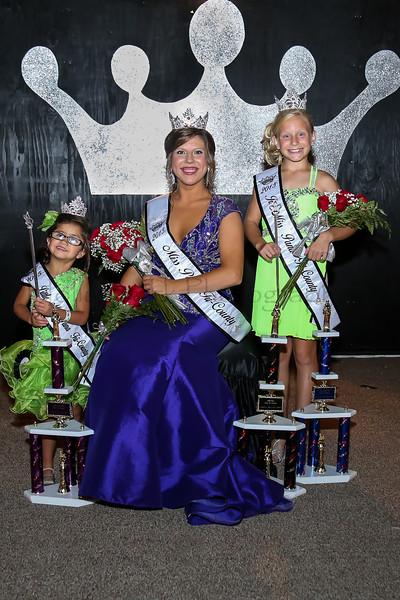 Pana Tri-County Fair Pageant 2015