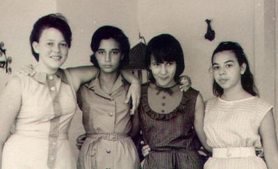 Vanda Rosendo, Nucha Barata, São Matos e Lisa Teixeira
