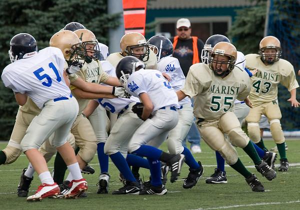 Marist JV Football
