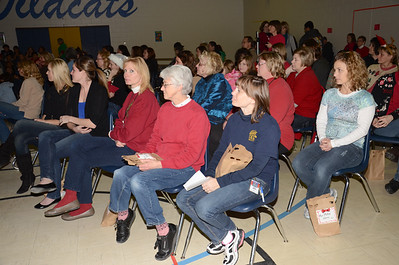 West Lincoln Elementary Surprise Musical Event