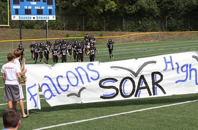 Ramsey's 5th Grade Falcon - 9/17/11