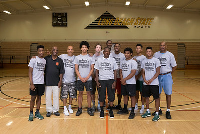Ronald Palmer's Basketball & Academic Camp 2017