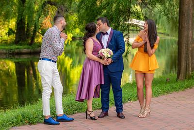 Sedinta foto casatorie