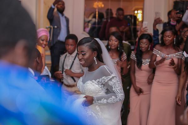 Damilola and Peter wedding