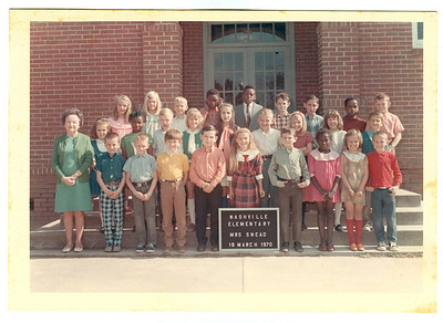 Nashville Elementary - 1969-70