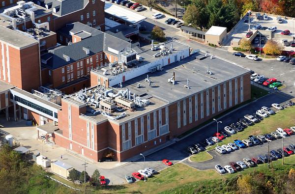 10.22.12 Aerials  - MU SOP - VA Medical Center