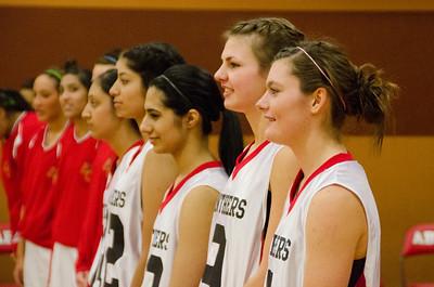 2012 Senior Girls Basketball