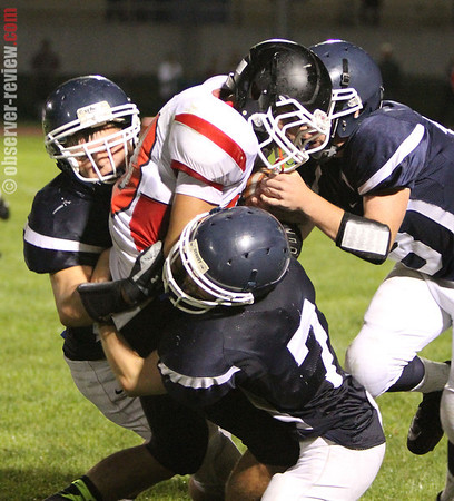 Watkins Glen Football 9-7-13