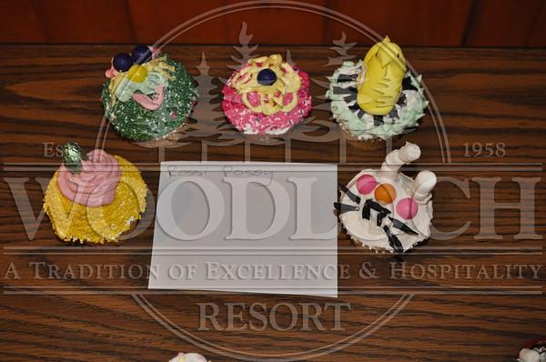 April 8 - Cupcake Wars