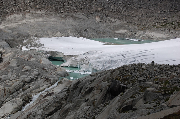 Glaciers of Switzerland