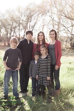 Pennington Family Pics