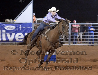 2017 Sr Barrel Racing Sunday 9/3/2017