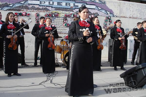 Fiesta de los Guerreros