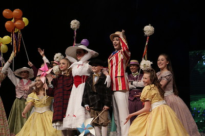 WHS Mary Poppins 2017