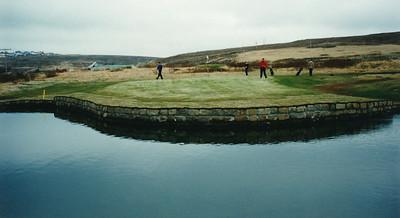 Sagan: Golfvellir GR