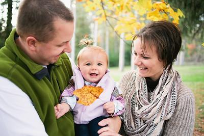 Ava and Family
