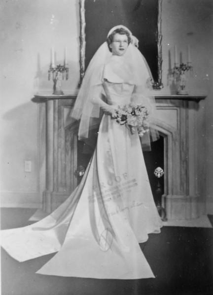 Maria Jacob Smock September 9, 1950