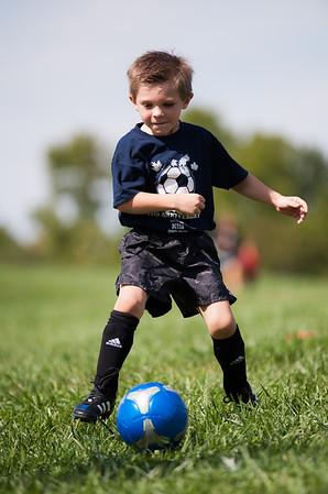Keagan Soccer 15Sep12