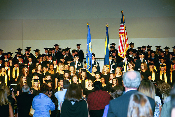 Matthew Pucket High School Graduation