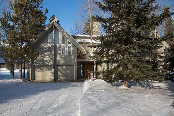 Teton Pines Residence
