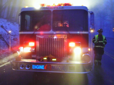 BUTLER TOWNSHIP VEHICLE ACCIDENT 1-29-2013