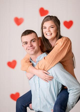 Lily & Jonah Valentines 2021
