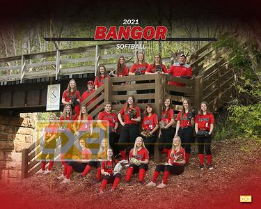 Bangor softball SB21