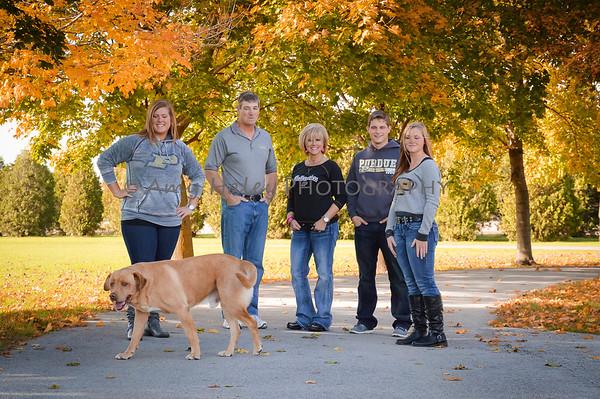 Rayburn Family