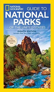 Need inspiration for your next National Park trip? National Geographic's Guide to National Parks will do it!