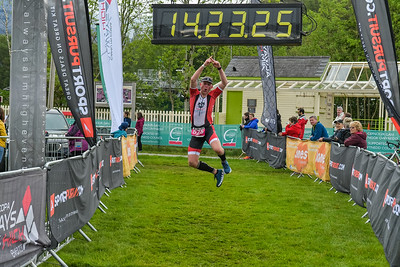 Sportpursuit Slateman Triathlon - Legend Finish Pictures