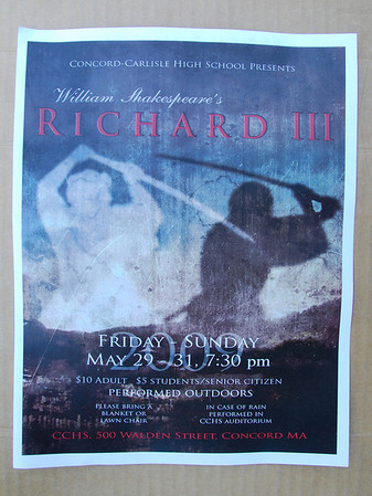 Richard III: Performances