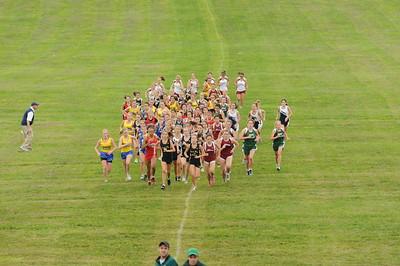 Girls AAA Varsity Race