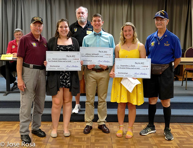 VVA 1048 STUDENT AWARDS 2019