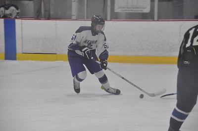 2019-2020 JV Hockey vs. St. Xavier (12/07/2019)