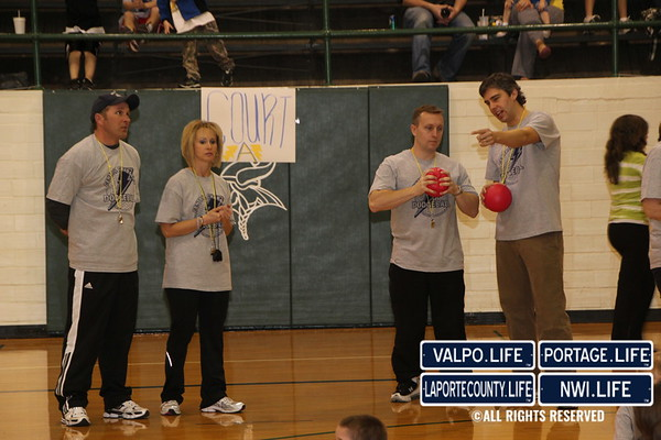 Charger Cup Dodgeball Championship