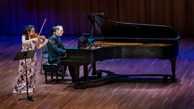 Violin Piano Duo Recital - Ji Young Lim, violinist and Kevin Kenner, pianist - June 28, 2019