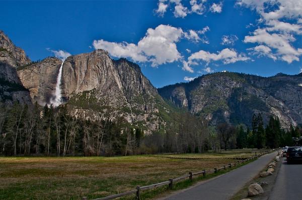 Yosemite April 2012