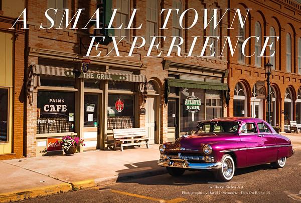 Small Town Experience Bill Thomas Atlanta Illinois