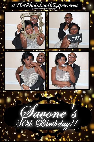 Savone's 30th Bday! 12/20