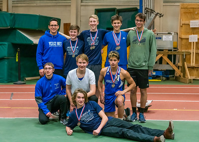 Indoor Track Division II State Championship Meet