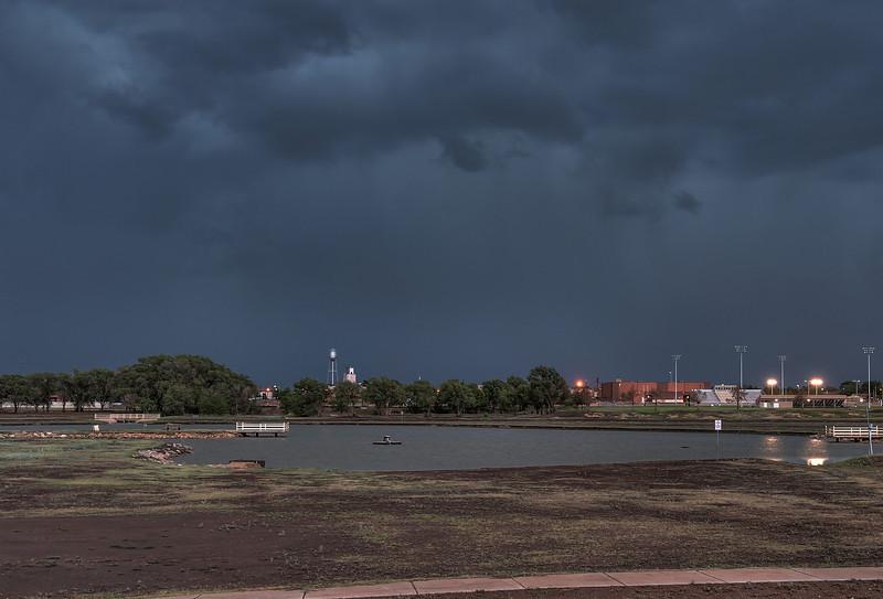 Storm Clouds, Lightning, 6-4-2012